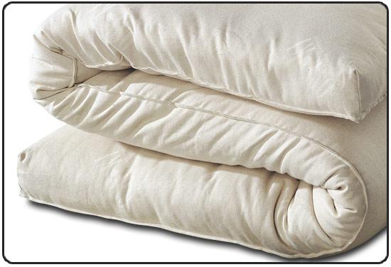 Letto Futon Matrimoniale : Materasso futon anallergico modello hokkaido materassi e materassi