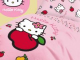 Completo Lenzuola Hello Kitty
