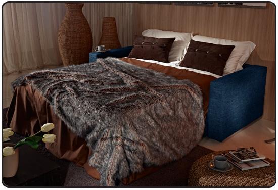Divano letto trasformabile in letto matrimoniale in for Divano letto trasformabile