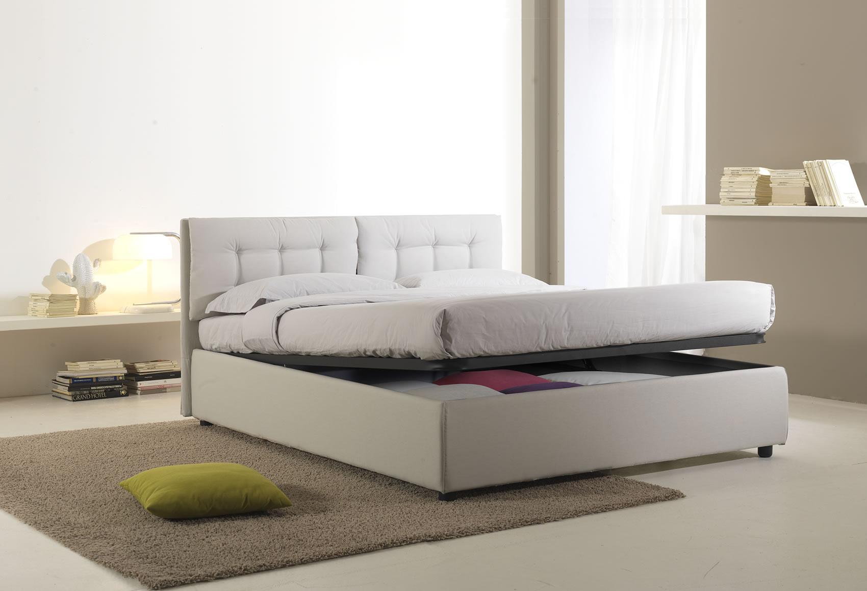 Ikea letti singoli con contenitore disegno idea testiera - Camere da letto singole ikea ...