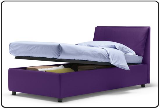 Letto singolo contenitore in promozione materassi e - Subito letto contenitore ...